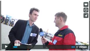 Видеоотчет о конкурсе Живая Сталь 2013